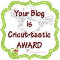 Cricut-tastic Award