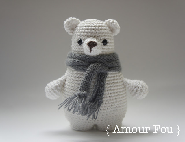 Amigurumi Free Patterns Bear : 2000 free amigurumi patterns: leopold the bear: free crochet pattern