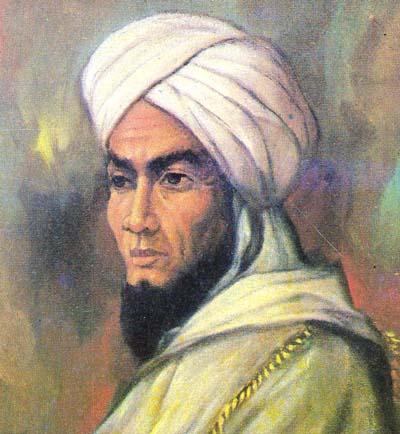 Pahlawan Kemerdekaan Nasional - Tuanku Imam Bonjol (1722-1864)
