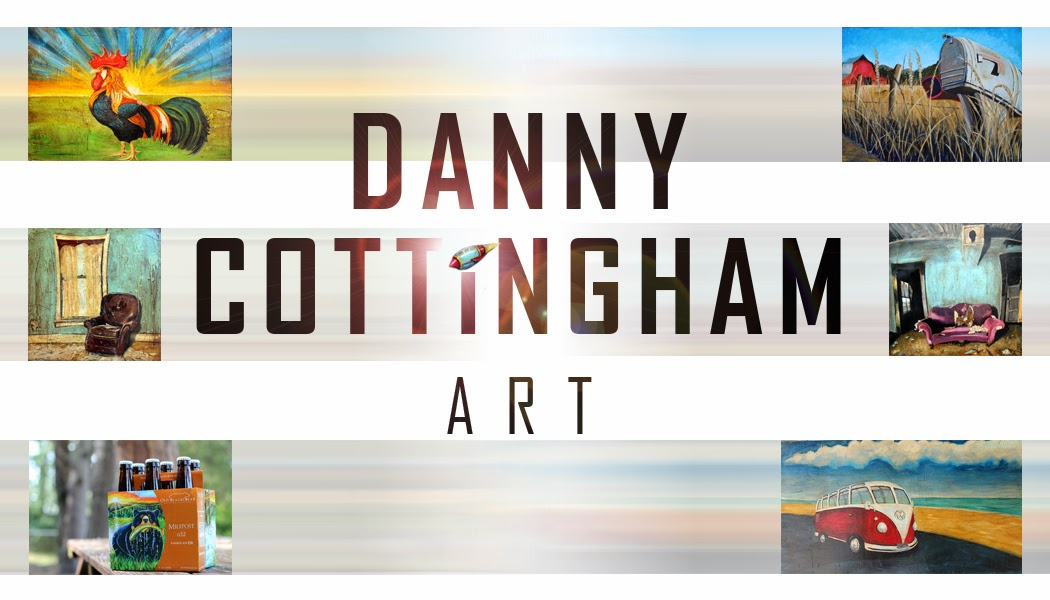 Danny Cottingham Art