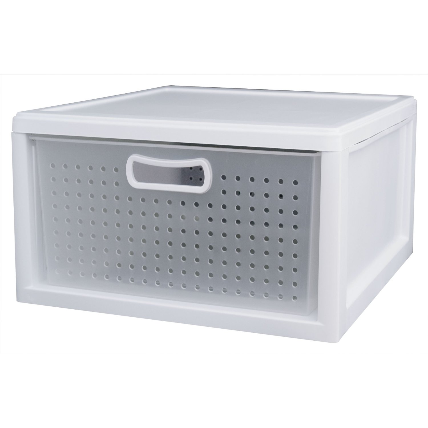 100 Sterilite Small 3 Drawer Unit Wide