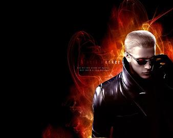 #31 Resident Evil Wallpaper