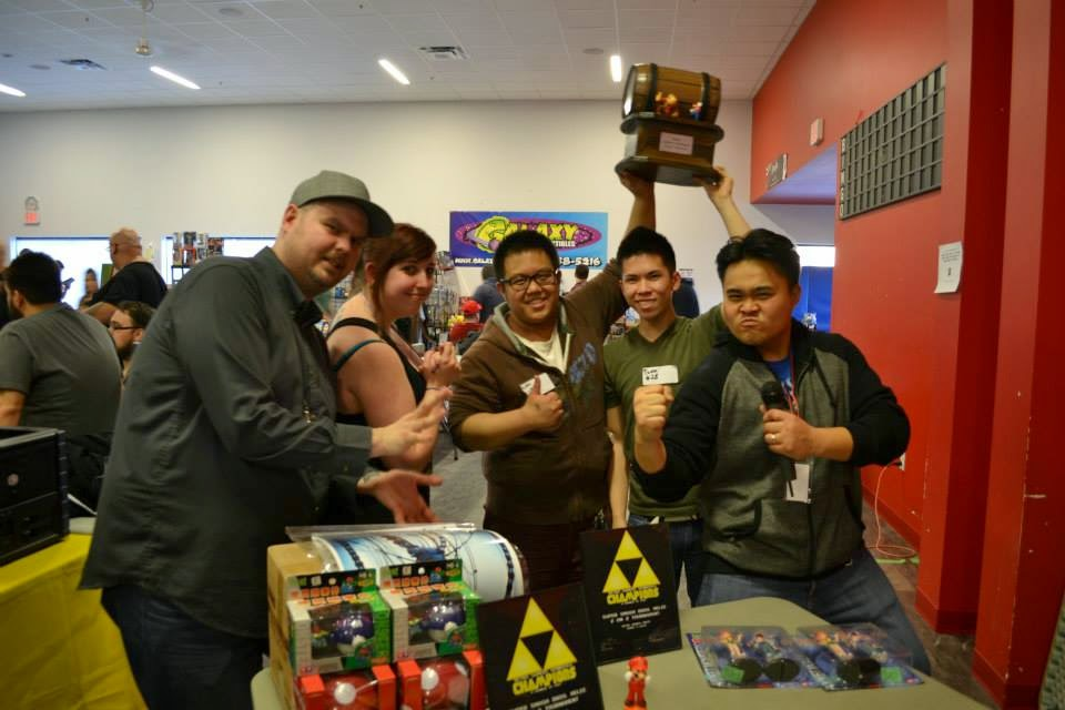 Retro Gamers Unite 2014 (RGU1) Gallery (FB)