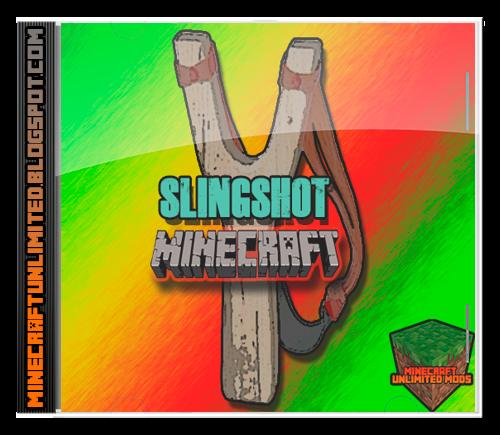 Slingshot Mod Minecraft