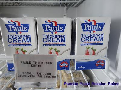 how to make thickened cream
