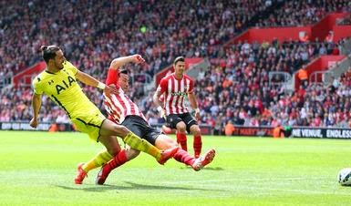 Southampton vs Spurs 2-2