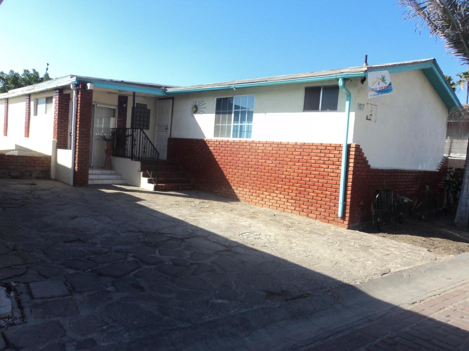 Casa de renta en rosarito casas y departamentos en renta for Casas en renta ensenada