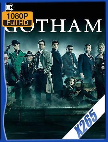 Gotham Temporada 1,2,3,4,5 (2014) x265 [1080p] [Latino] [GoogleDrive] [RangerRojo]