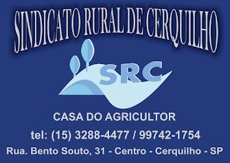 SINDICATO RURAL DE CERQUILHO