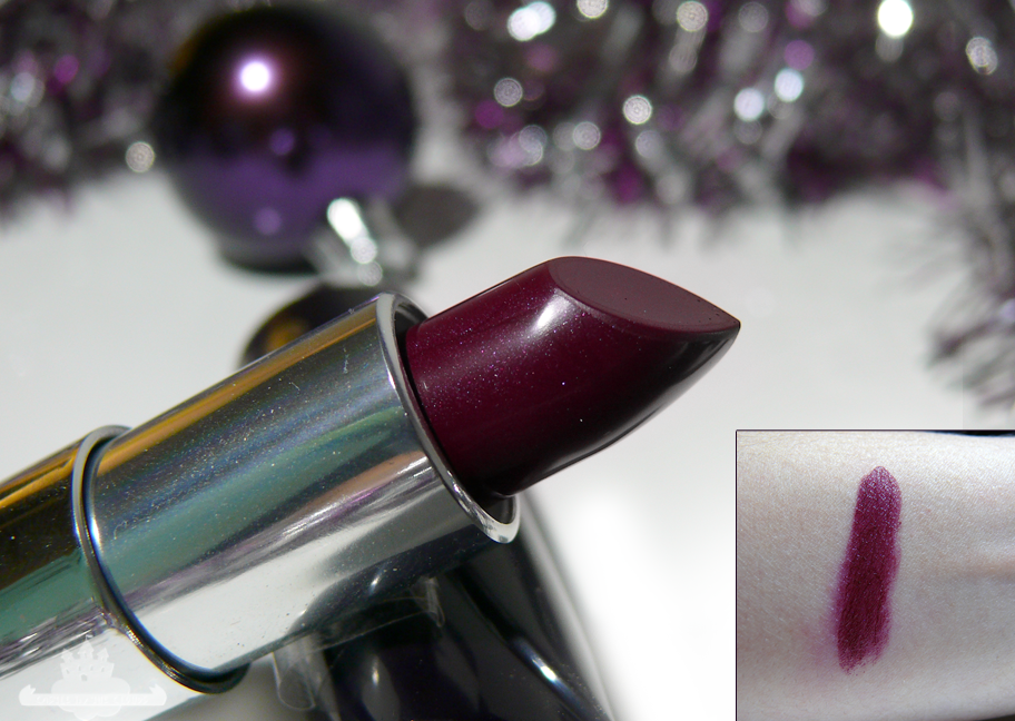 Couleurs Nature Creme Lippenstift Prune Insolent