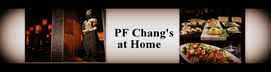PF Chang's Copycat Recipes