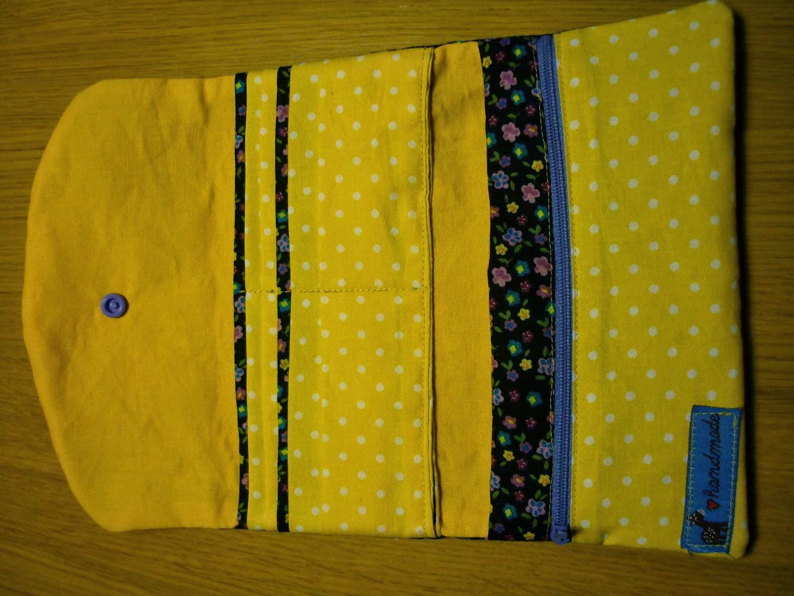 monedero modistilla de pacotilla amigo invisible libreta diy lourdes punts de colors camiseta aplicacion fushu fana