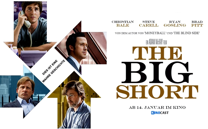 Póster: The big short
