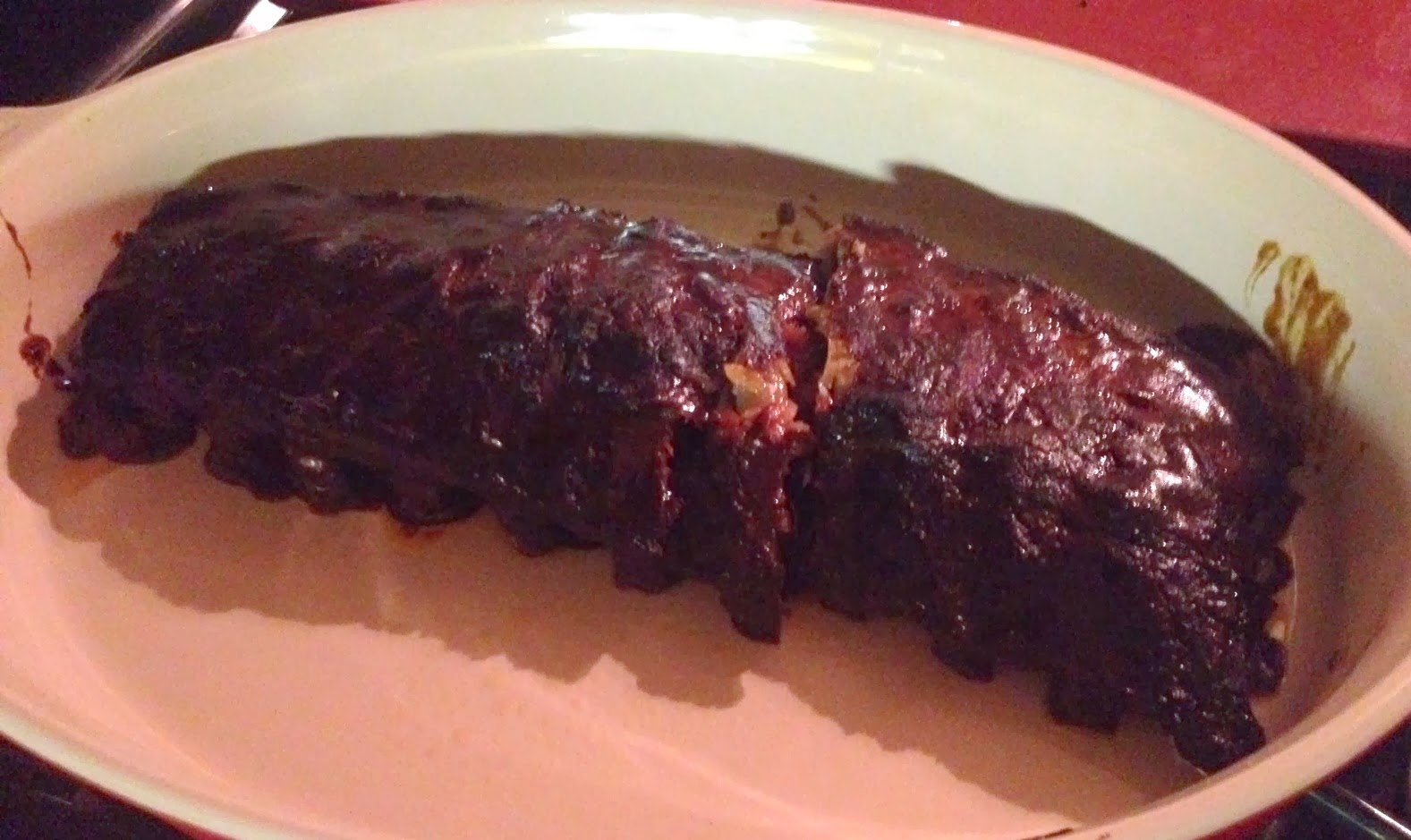 Product Review Honey Baked Ham Tantalizing Pork Back Ribs The