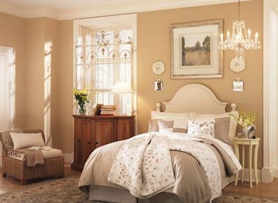 hermoso dormitorio decorado