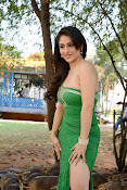 Ankita Sharma Hot photo shoto in Green-thumbnail-2