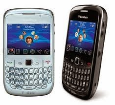 Blackberry Gemini 2G 8520