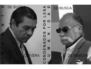 Los represores Olivera y De Marchi fueron defendidos por el abogado de Licio Gelli y Massera! Olivera+de+marchi