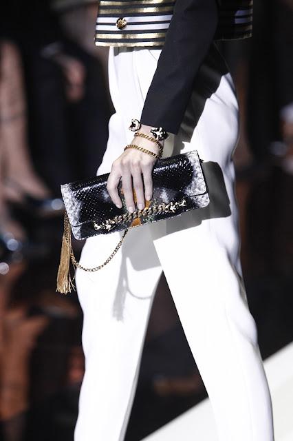Milan Fashion Week: Gucci Spring/Summer 2012