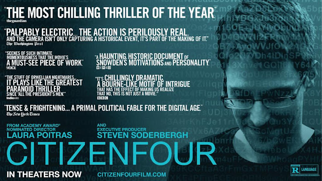Frases del documental Citizenfour