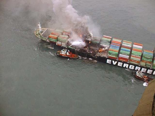 Felixstowe Dockers: Accidents with Container Ships - Cargo ...