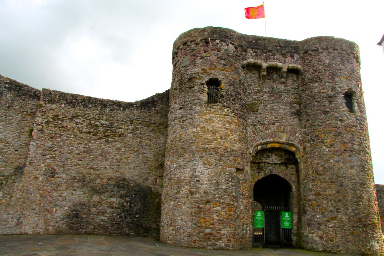 carmarthern castle