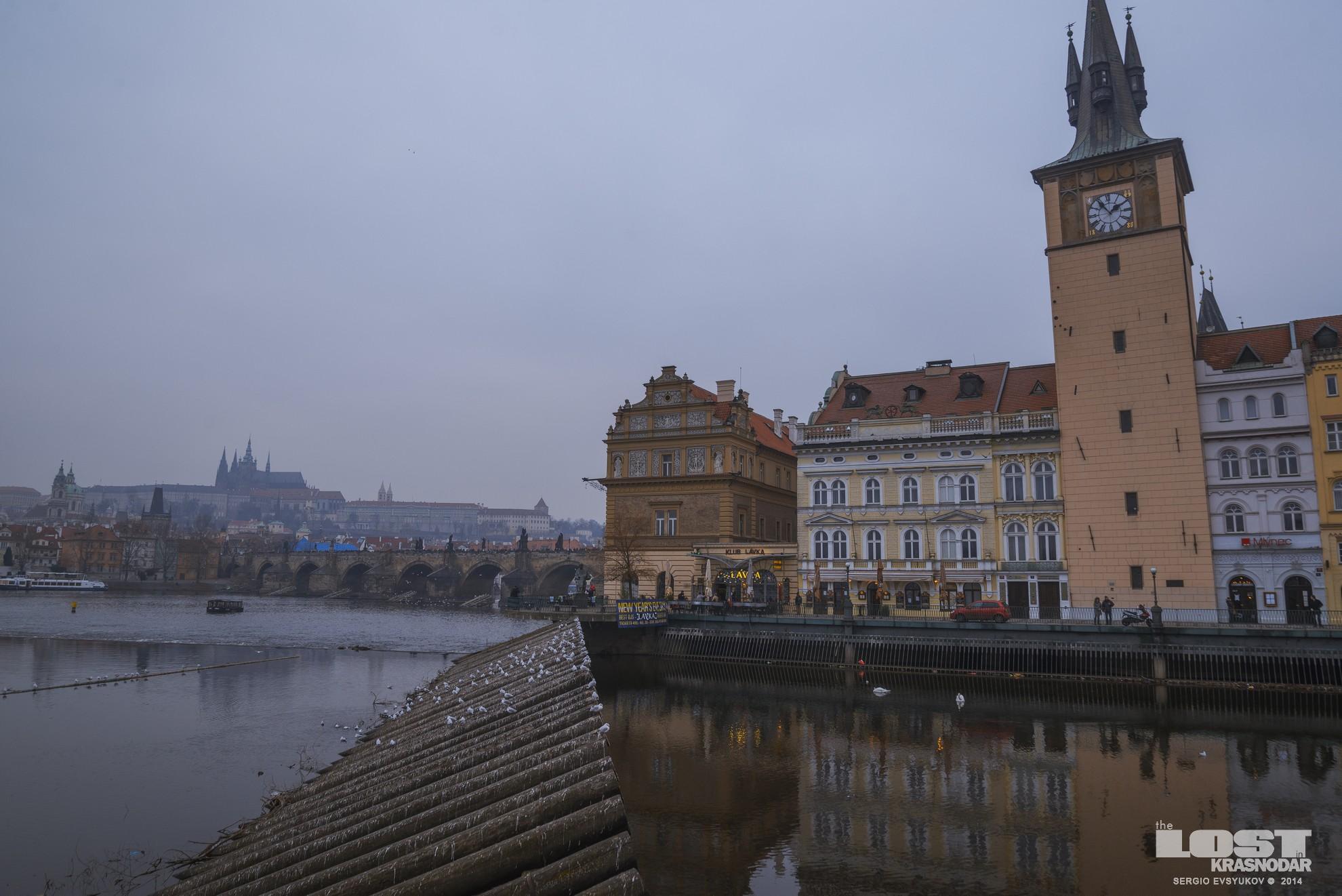 Защита мостов в Чехии