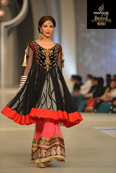 Fashion World Latest Fashion Pantene Bridal Couture Week 2013 Pakistani Fashion