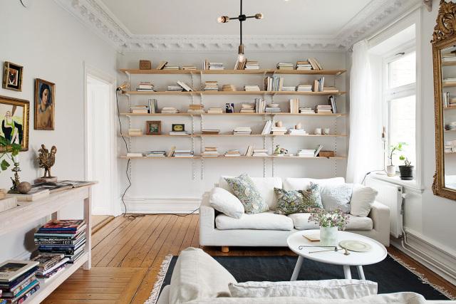 Cozy Swedish Apartment Daily Dream Decor Bloglovin