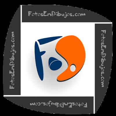 Logo Fotos en Dibujos