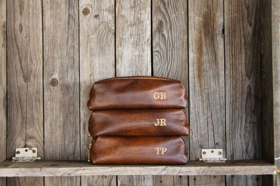 travel razor bag father's day gift