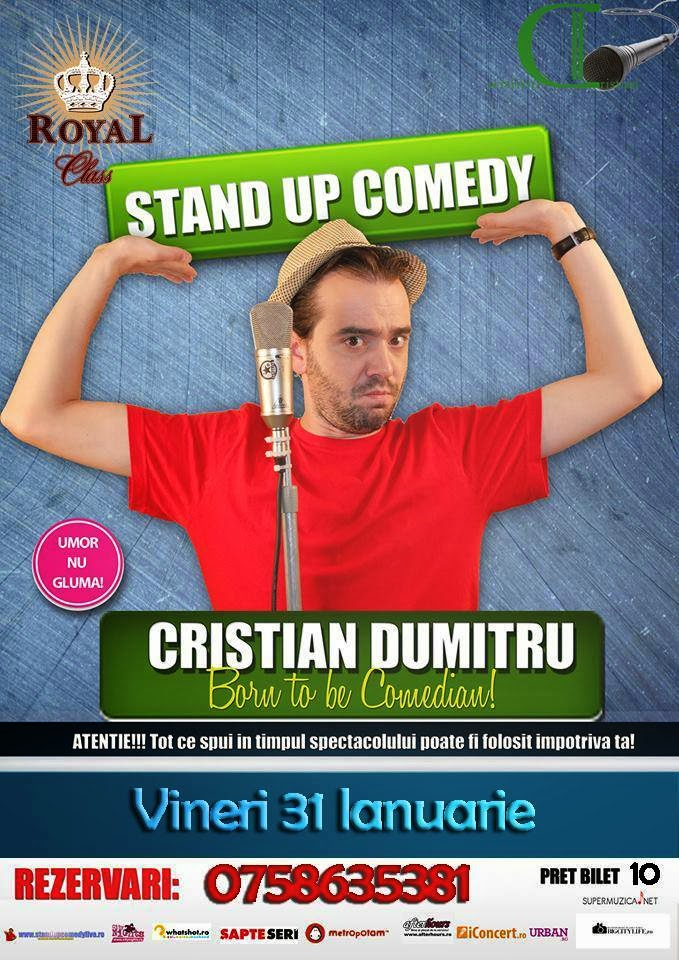stand up comedy spectacol