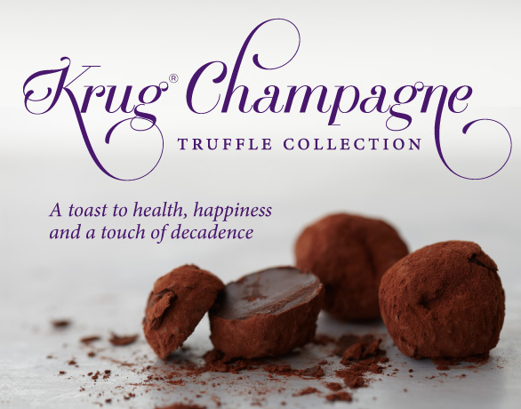 champagne truffles several great chocolate companies make champagne ...