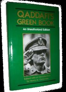 Gadafi, mi héroe.