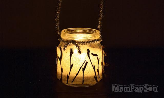 фонарик для Древесного гнома