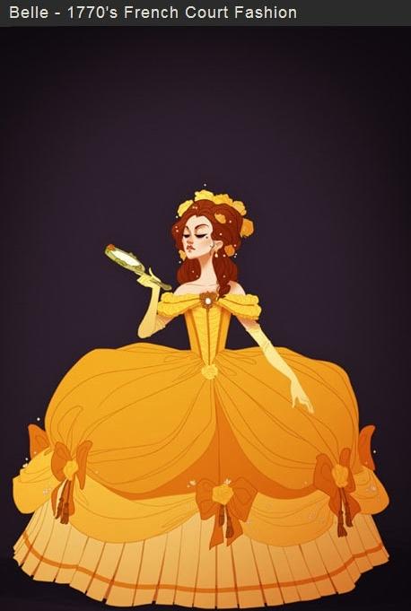 Belle filmprincesses.blogspot.com