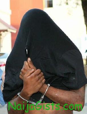 grandmother man arrested