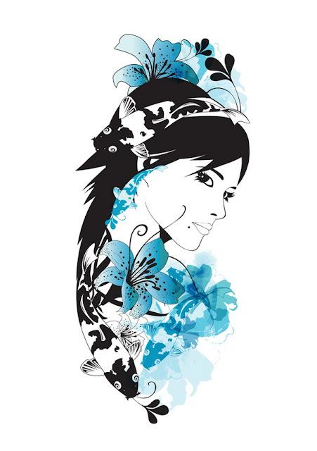 illustrations by nadia flower