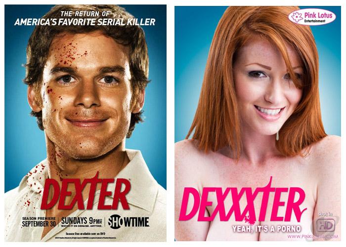 dexxxter xxx parody
