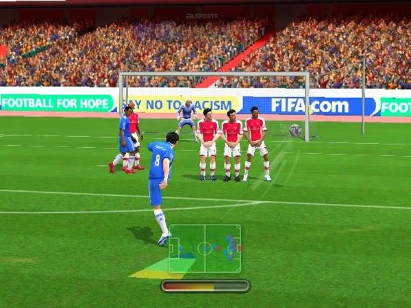 скачать бесплатно игру Fifa 2010 на компьютер через торрент - фото 8