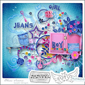 Blue Jeans by Susanne Designs
