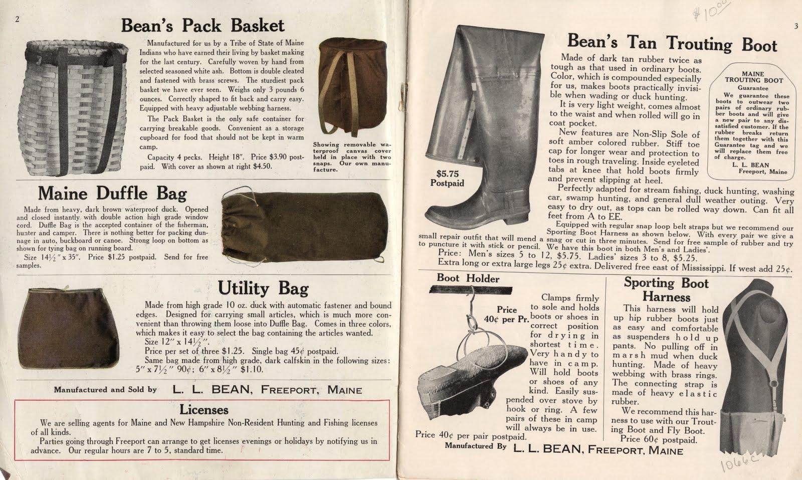 L l bean order form - Shopping From 1933 Ll Bean