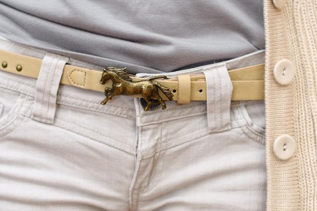 horse buckle belt