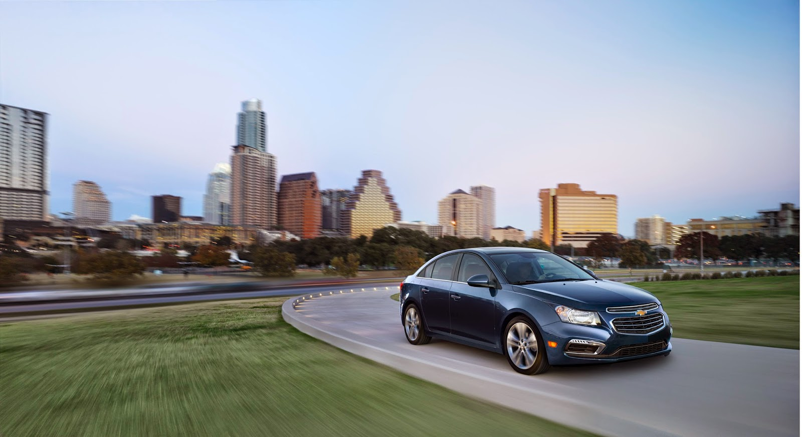 Chevrolet Cruze is 2014 Fleet Car of the Year