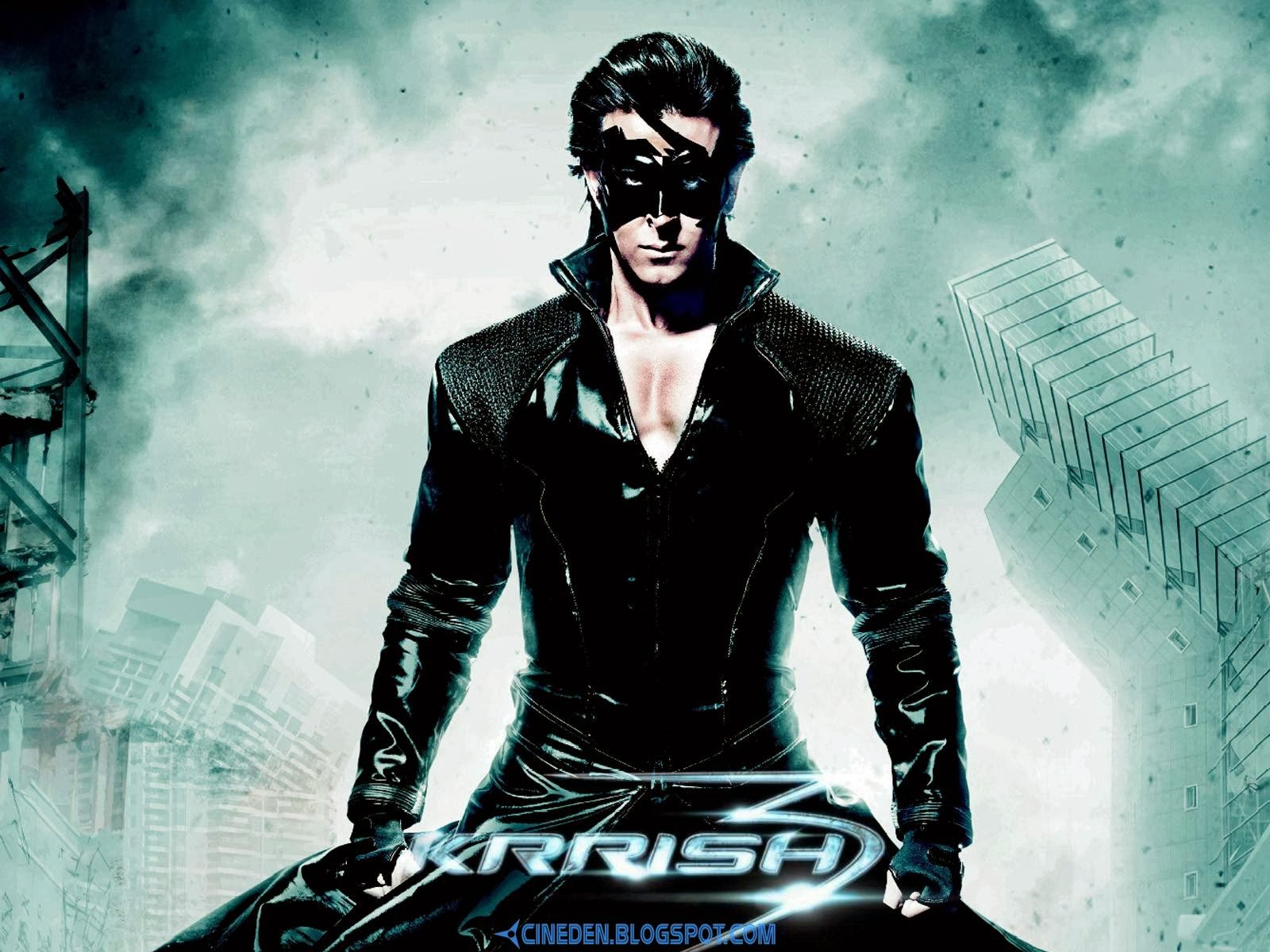 Krrish 3 breaks all records! - CineDen