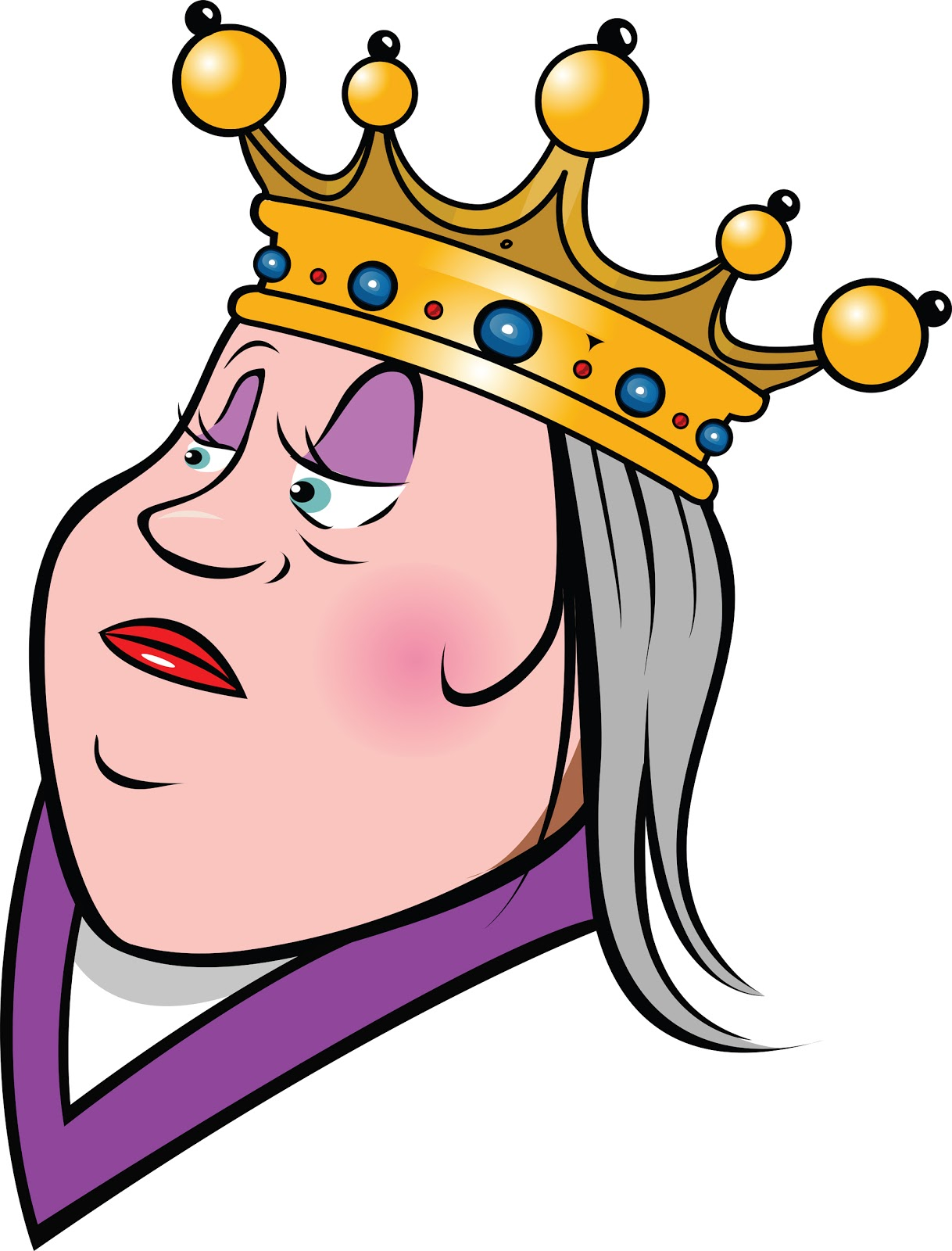 Queen Clipart HR BlogVOCATE: Novembe...