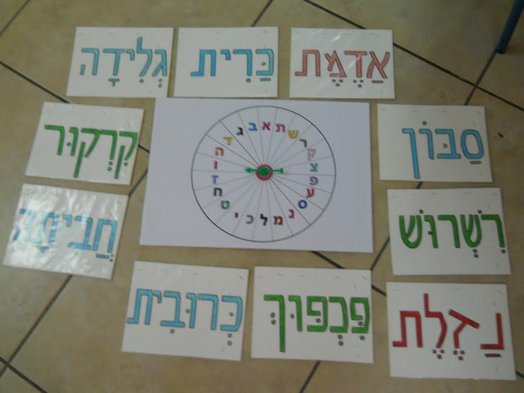 אליעזר בן יהודה-תרבות עברית בבית ספר ברמת גן.