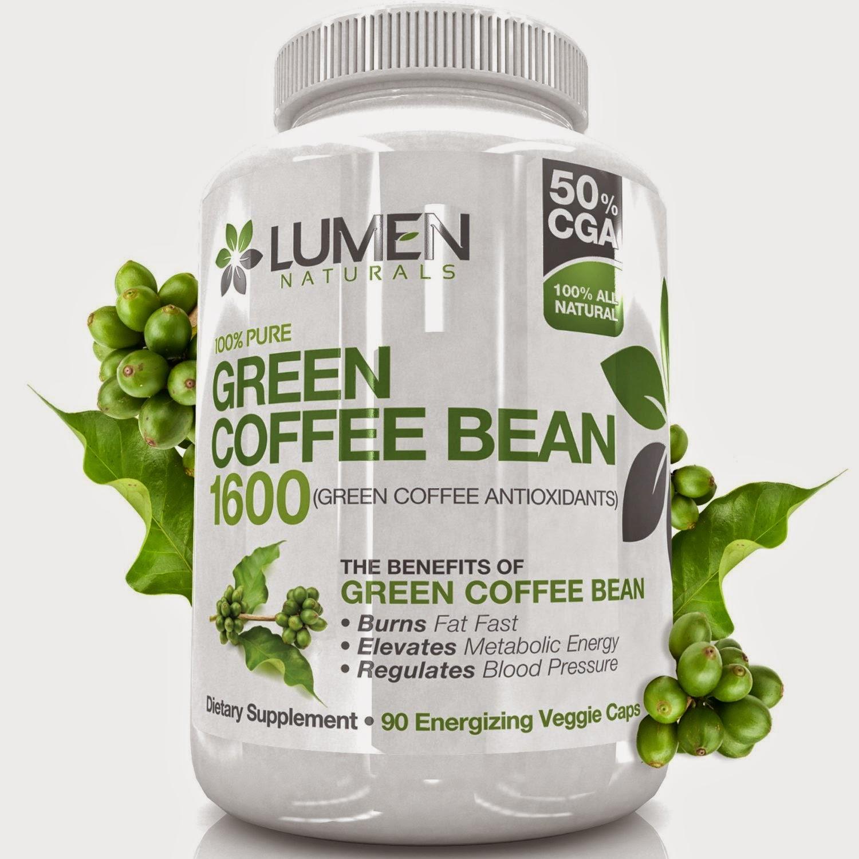 Green coffee fat loss