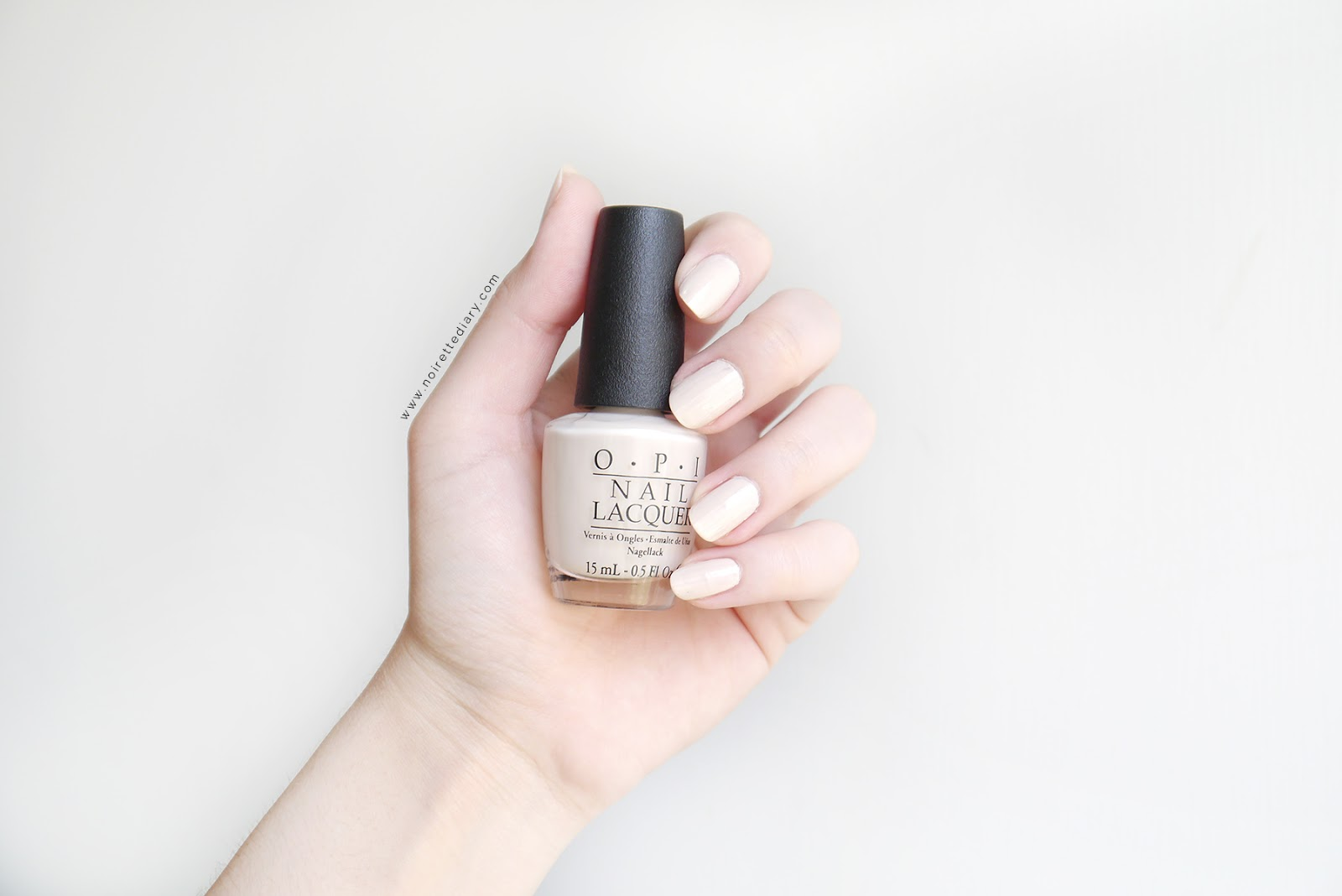 Nude Nails + New Shape