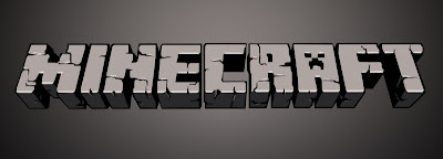 Minecraft jogo blocos logo